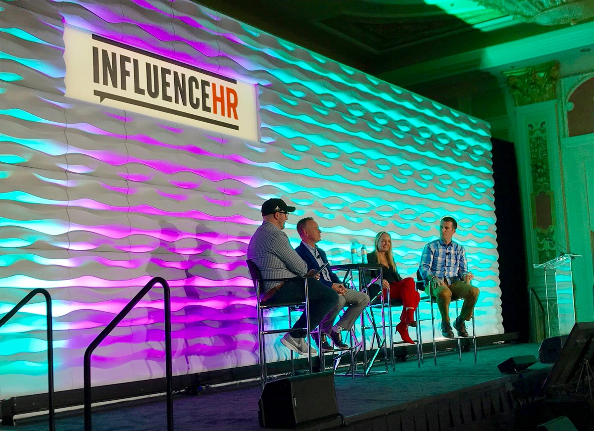 InfluenceHR: The Future of Integrated Talent Management panel