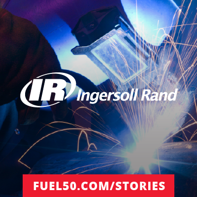 Ingersoll Rand Case Study by Fuel50