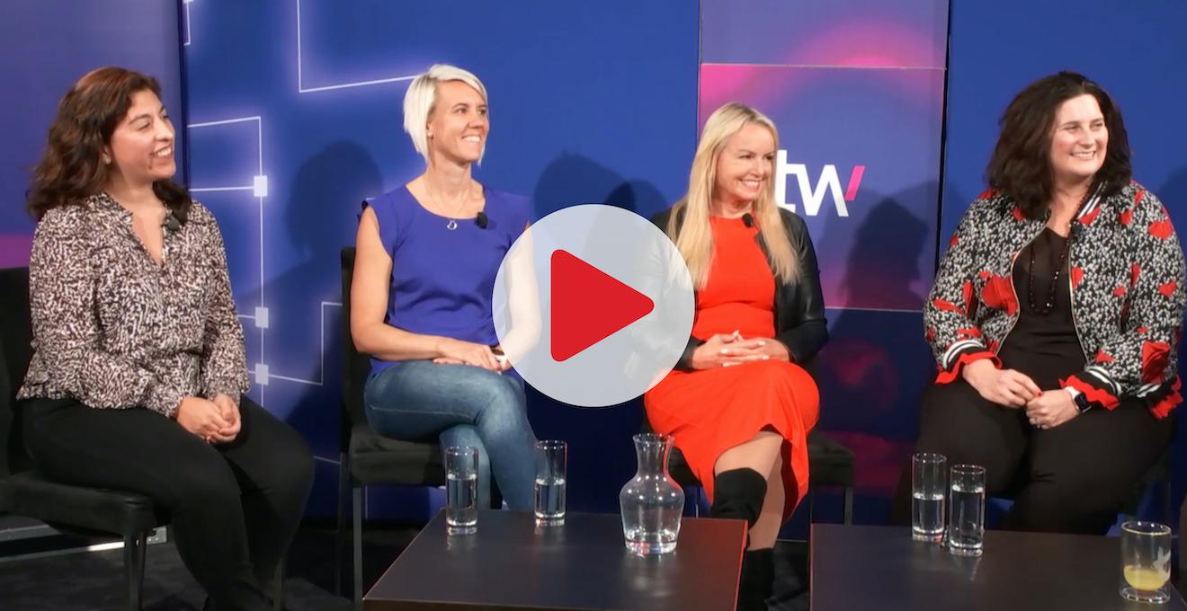 TechweekTV Anne Fulton