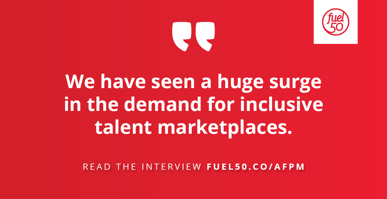 Inclusive Talent Marketplaces Quote