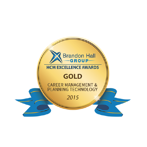 Brandon Hall Gold 2015 | Fuel50 is award-winning career pathing technology