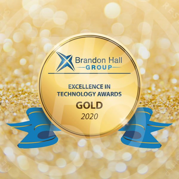 Brandon Hall Gold Award