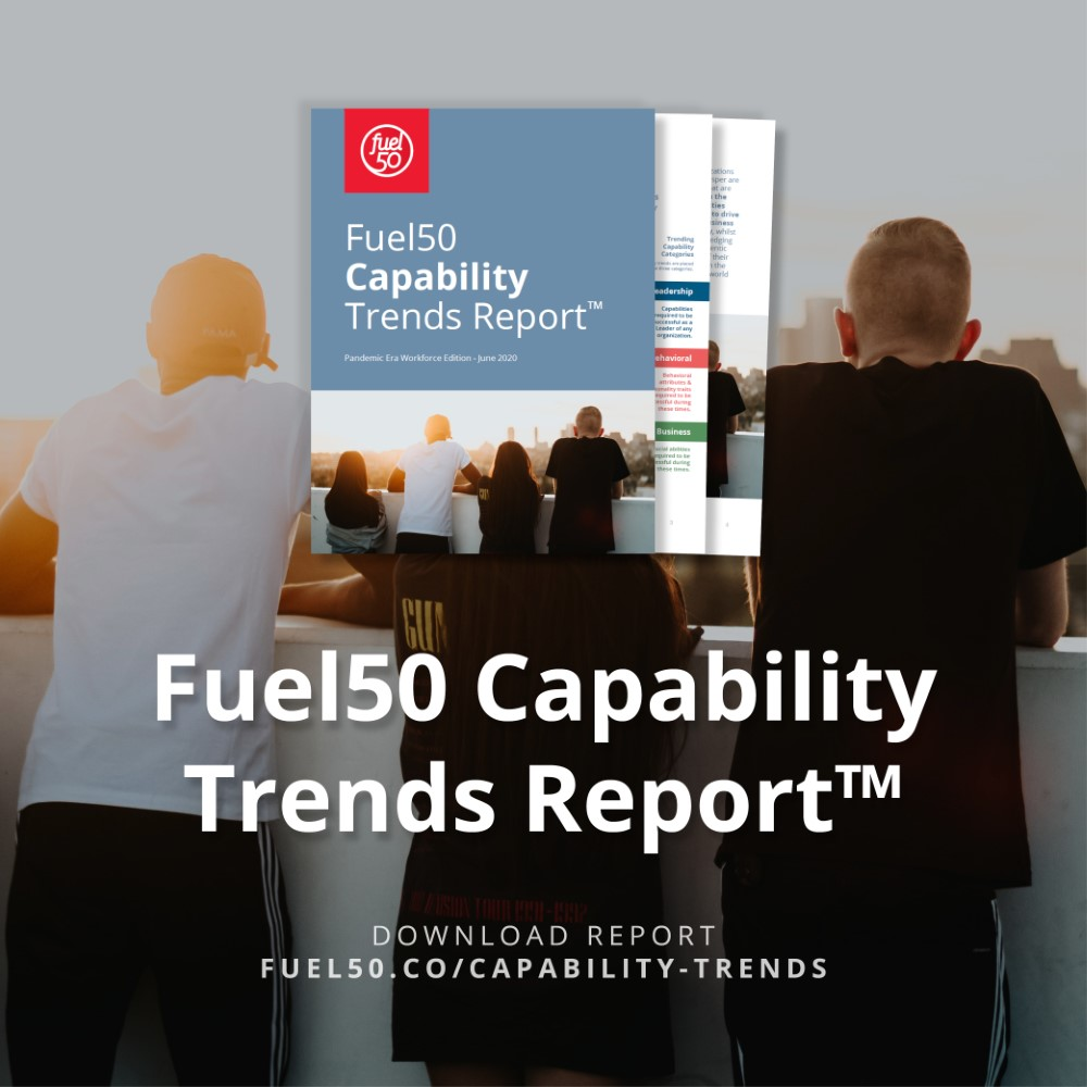 Fuel50 Capability Trends Report