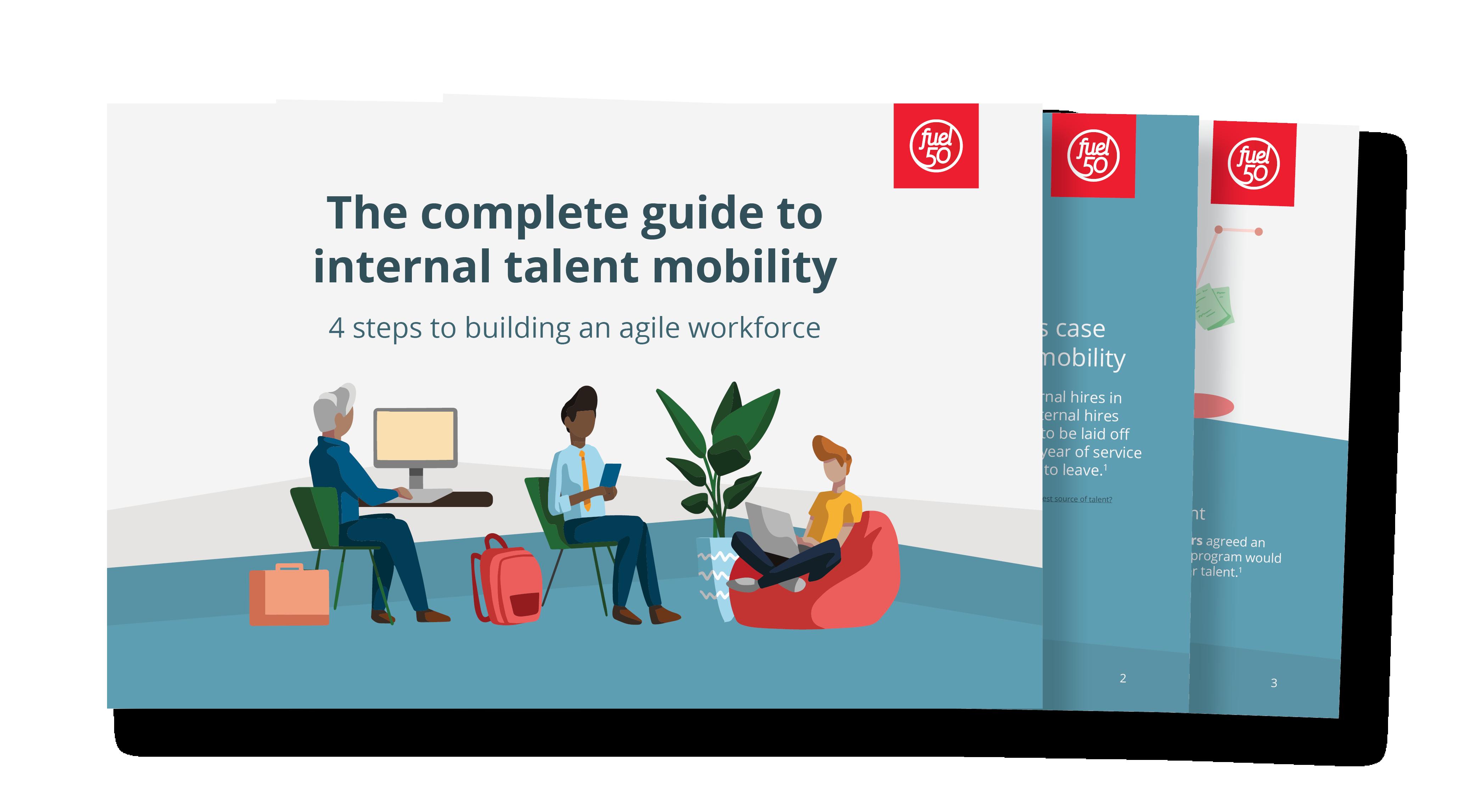 Fuel50 Internal Talent Mobility eBook