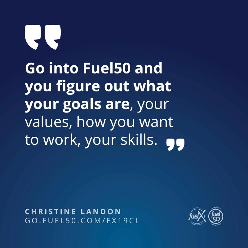 Christine Landon eBay FuelX