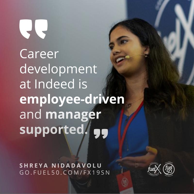 Shreya Nidadavolu Indeed at FuelX