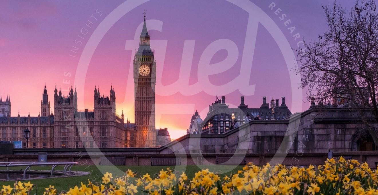 Fuel50 FuelX London 2020