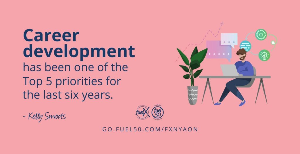 Career Development Aon FuelX New York