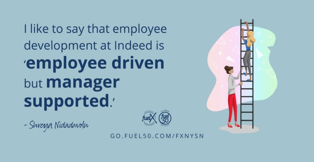 Employee Development Fuel50 FuelX New York