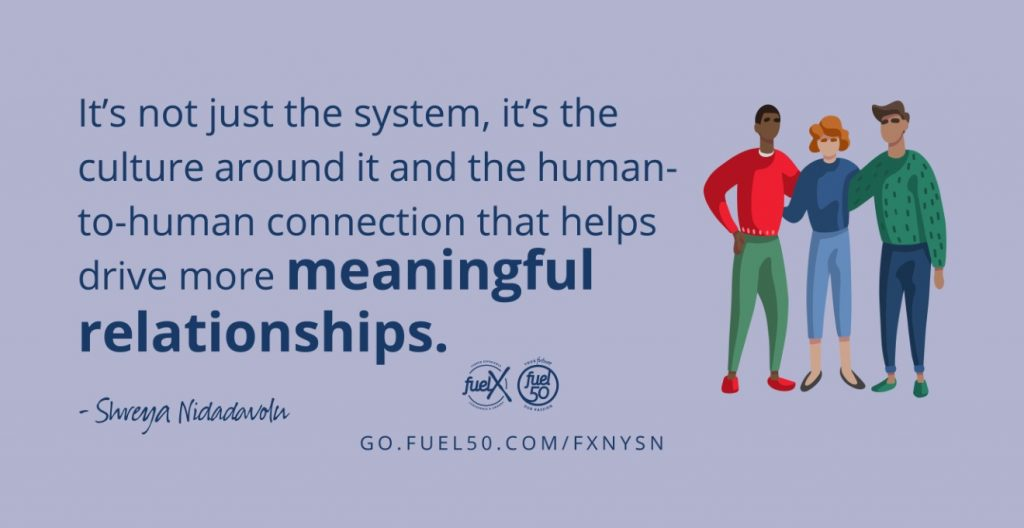 Meaningful Relationships Fuel50 FuelX New York