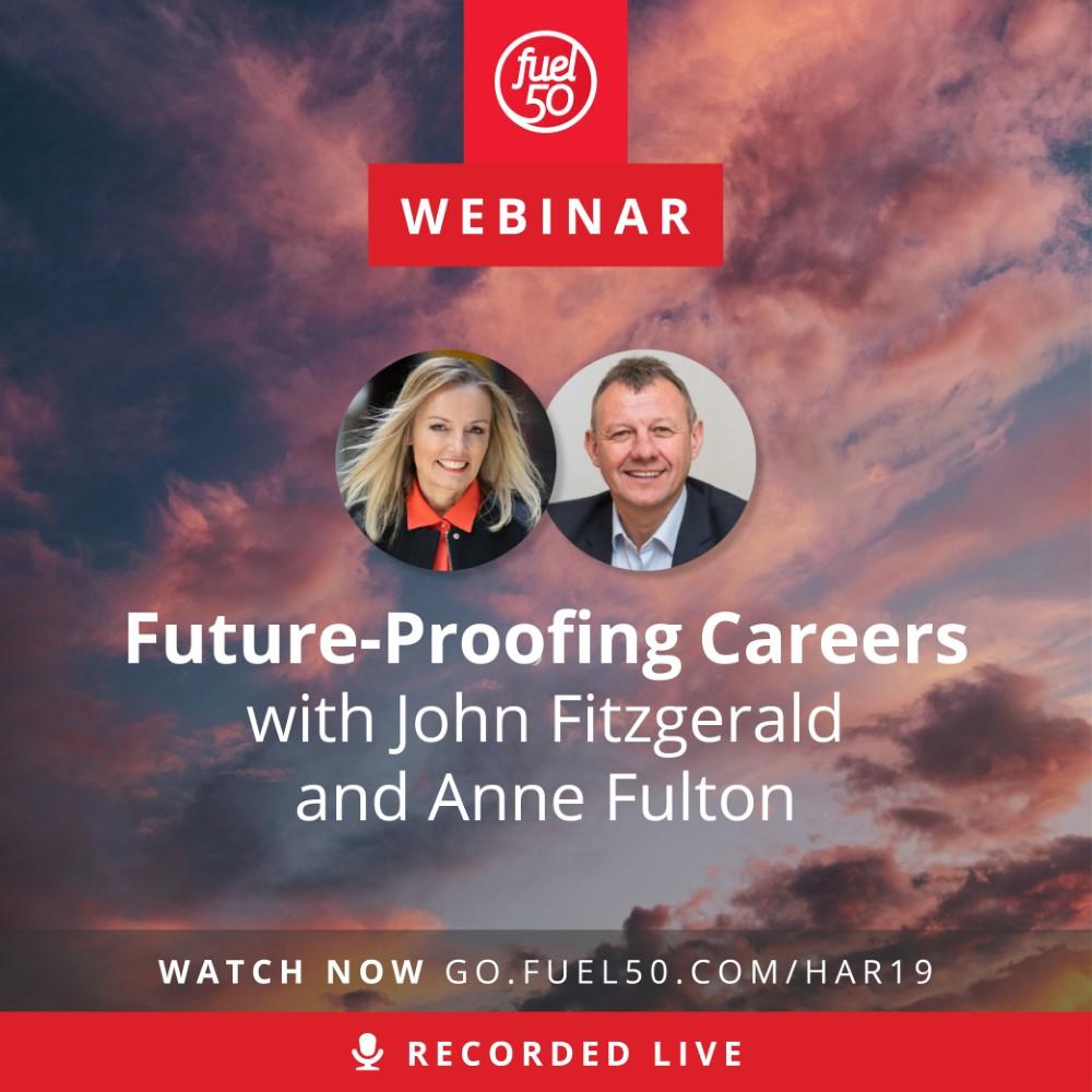 Fuel50 Webinar Recording Anne Fulton John Fitzgerald