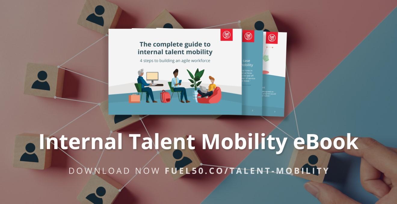 Fuel50 Internal Talent Mobility eBook