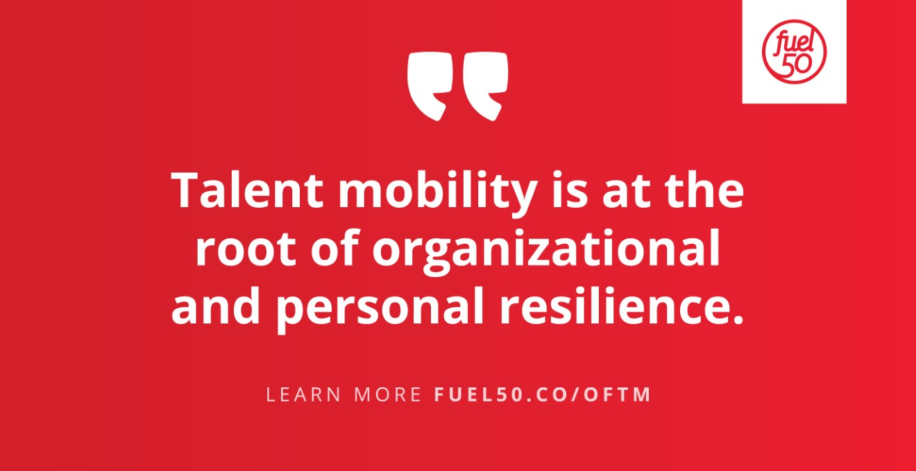 Talent Mobility Future of Work Fuel50