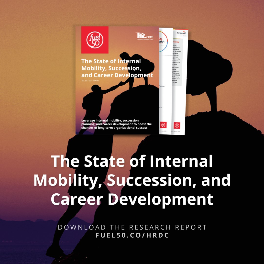 State of Internal Mobility Research Report Fuel50