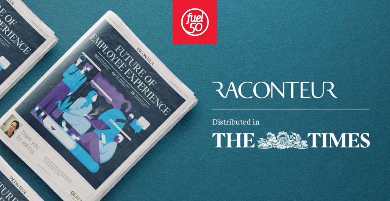 Fuel50 Raconteur The Times Future of Employee Experience