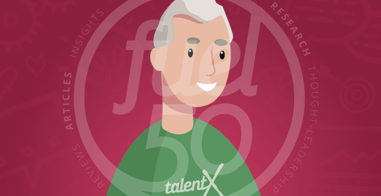 Dr John Sullivan on the TalentX Podcast by Fuel50