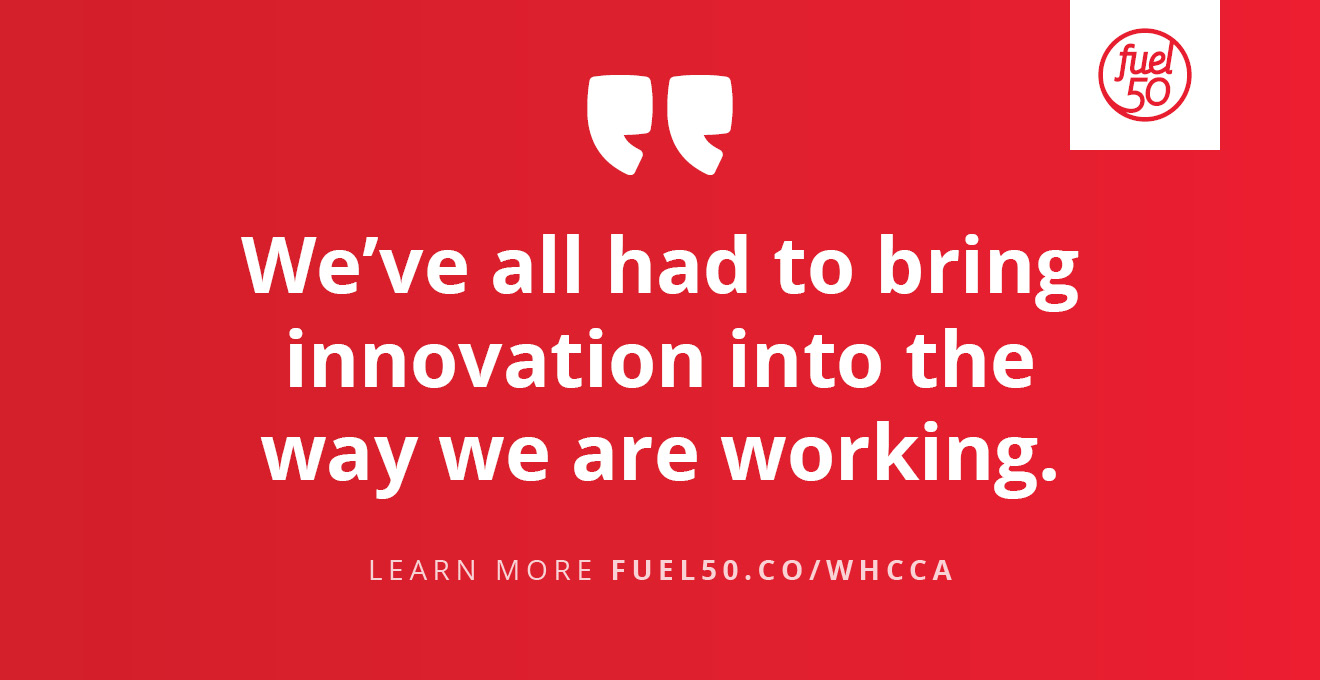 whcca quote innovation